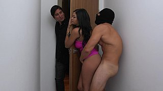 Cheating wife pleasured