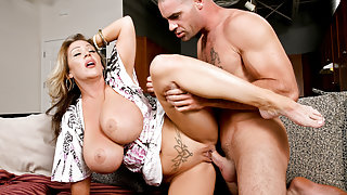 Kandi Cox & Charles Dera in My Friends Hot Mom